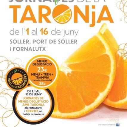 Fira de la Taronja i Sóller 1-16 juni