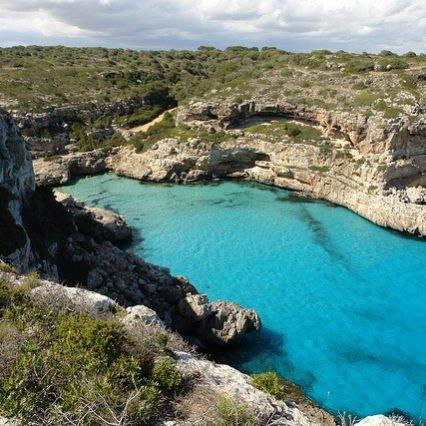 Turismen på Mallorca – april