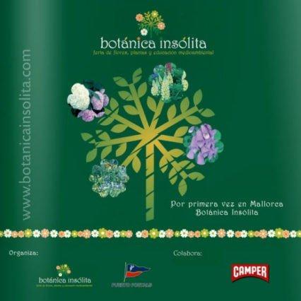 Botánica Insólita i Portals 24-26 maj