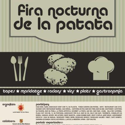 Fira de la Patata i Sa Pobla 7-8 juni