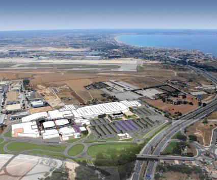 Carrefour bygger i Coll d'en Rabassa