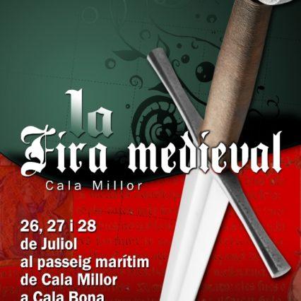 Fira Medieval i Cala Millor 26-28 juli