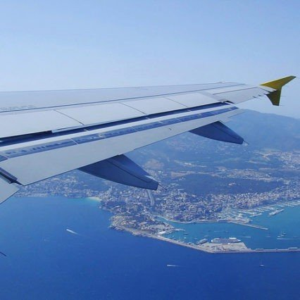 Flygtrafiken på Mallorca – juni