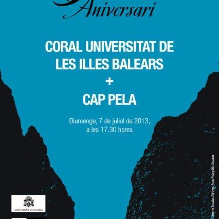 Concert al Torrent de Pareis 7 juli