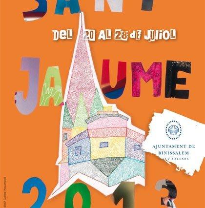 Sant Jaume i Binissalem 20-28 juli