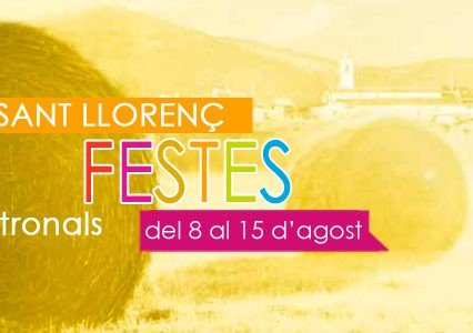 Festes de Sant Llorenç 8-15 augusti