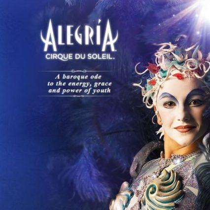 Cirque du Soleil kommer till Palma