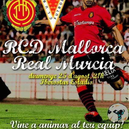 RCD Mallorca inleder säsongen