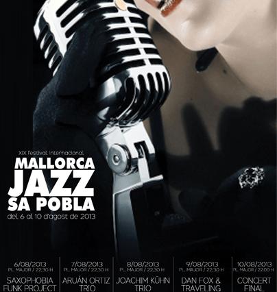 Mallorca Jazz i Sa Pobla 6-10 augusti