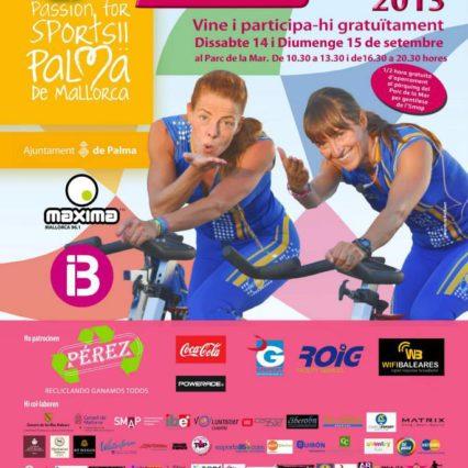Fitness Palma 14-15 september