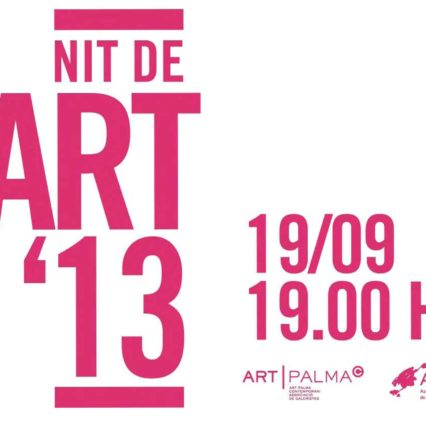 La Nit de l'Art i Palma 19 september