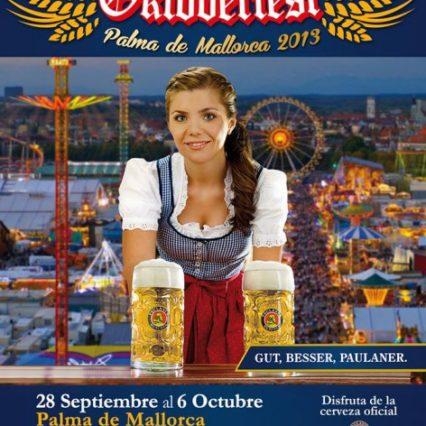 Oktoberfest i Palma 26 sep. – 6 okt.