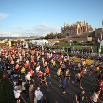 TUI Maraton i Palma 20 oktober