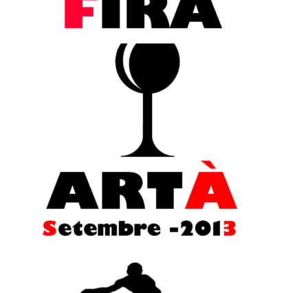 Fira d'Arta 2013 6-8 september