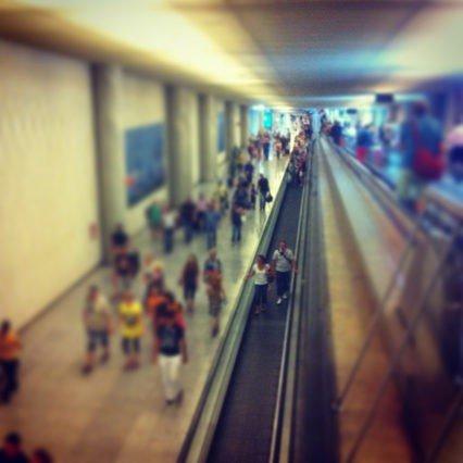 Flygtrafiken på Mallorca – augusti