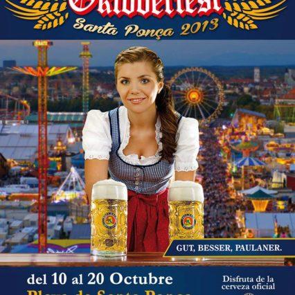 Oktoberfest i Santa Ponça 10-20 okt.