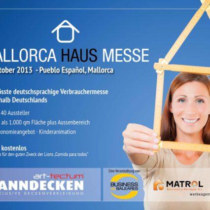 Mallorca Haus Messe 27 oktober