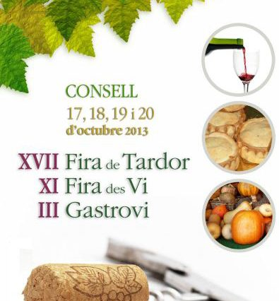Fira de Consell 17-20 oktober