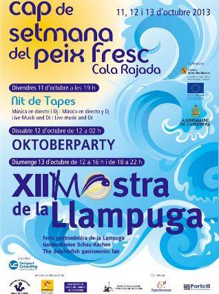 XII Fira de la Llampuga 11-13 oktober