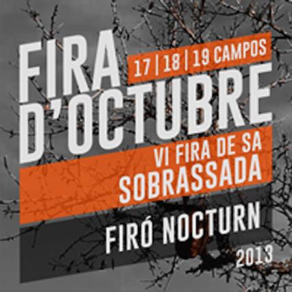 VI Fira de Sobrassada 17-19 oktober