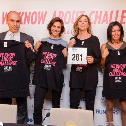 261 Women's Marathon 30 mars