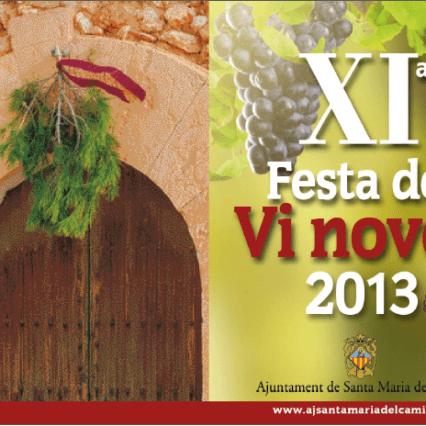 Festa del Vi novell 28-30 november