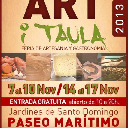 Art i Taula 7-10 november i Palma