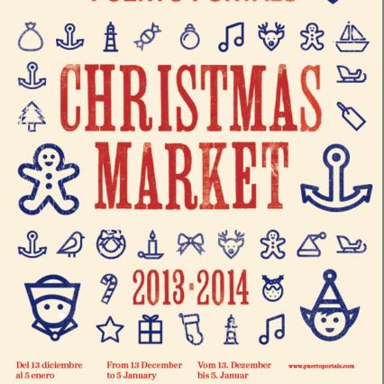 Julmarknaden i Puerto Portals