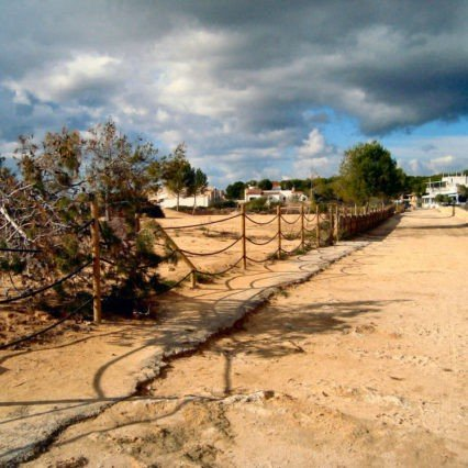 Krönika: Husruinerna vid Es Trenc