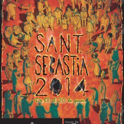 Sant Sebastià i Palma de Mallorca