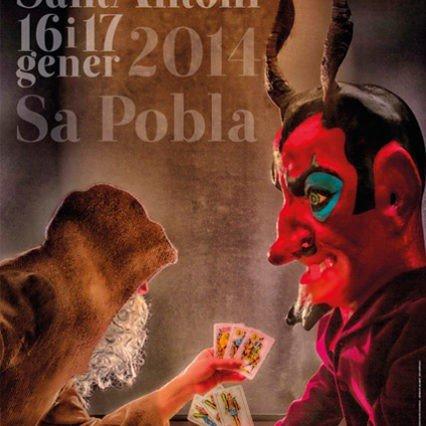 Sant Antoni i Sa Pobla 16-17 januari
