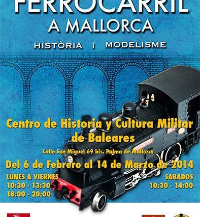 Järnvägens historia på Mallorca