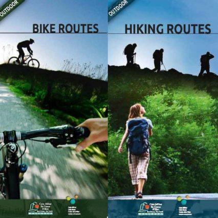Vandra och cykla runt Son Servera