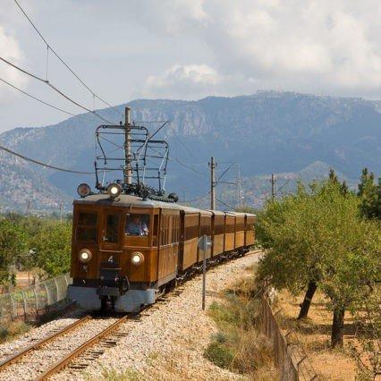 Bra år för turisttåget till Sóller