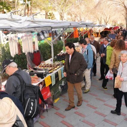 Ny återkommande marknad i Peguera