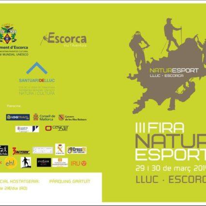 III Fira Naturesport i Lluc 29-30 mars