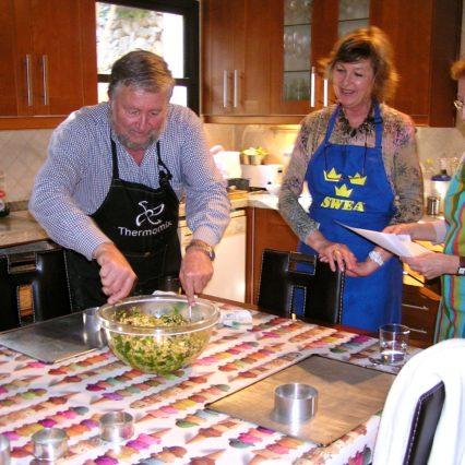 Krönika: Matlagning och cocarrois