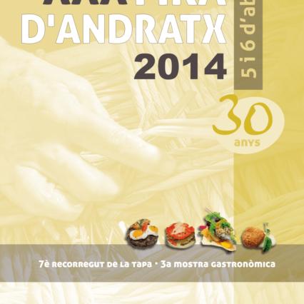 XXX Fira d'Andratx 5-6 april