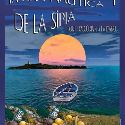 Fira Nàutica i Port d'Alcúdia 4-6 april