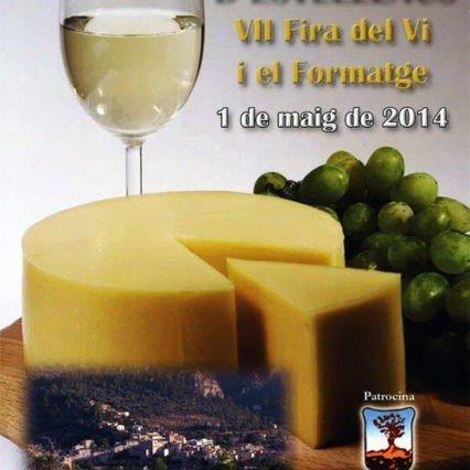 Fira d'Estellencs – ost och vin