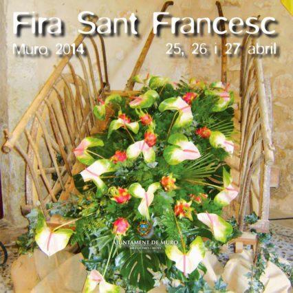 Fira Sant Francesc i Muro 25-27 april