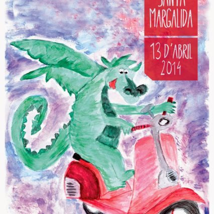 Fira Santa Margalida – nu på söndag