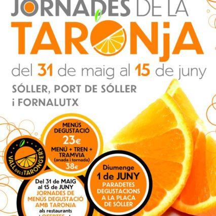 Fira de la Taronja 31 maj – 15 juni