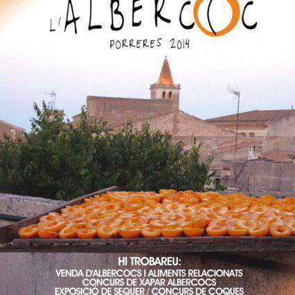 Fira de l'Albercoc i Porreres 21 juni