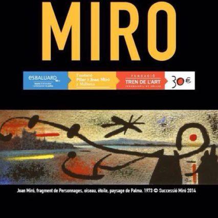Palma och Sóller – Territory Miró