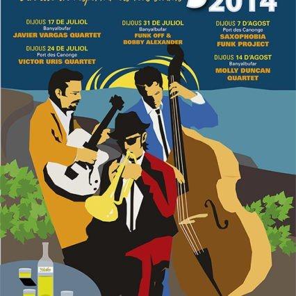 Jazz i Banyalbufar i morgon kväll