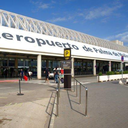 Flygtrafiken på Mallorca – juli
