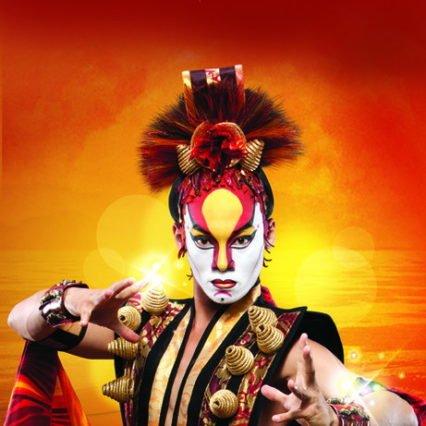 Cirque du Soleil i Palma de Mallorca