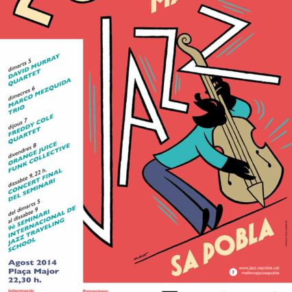 Mallorca Jazz Sa Pobla 5-9 augusti
