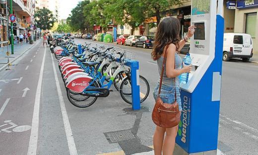BiciPalma är nu öppet för turister - hyr en cykel för en billig peng tre eller fem dagar!